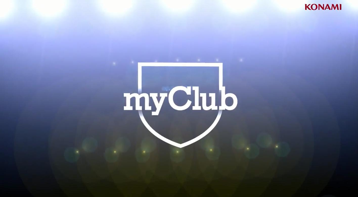 Novos clubes no modo MyClub - PES 2015 ganharão 10.000 Game Points (GP)