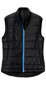 chaleco acolchado deportivo para hombre H&M