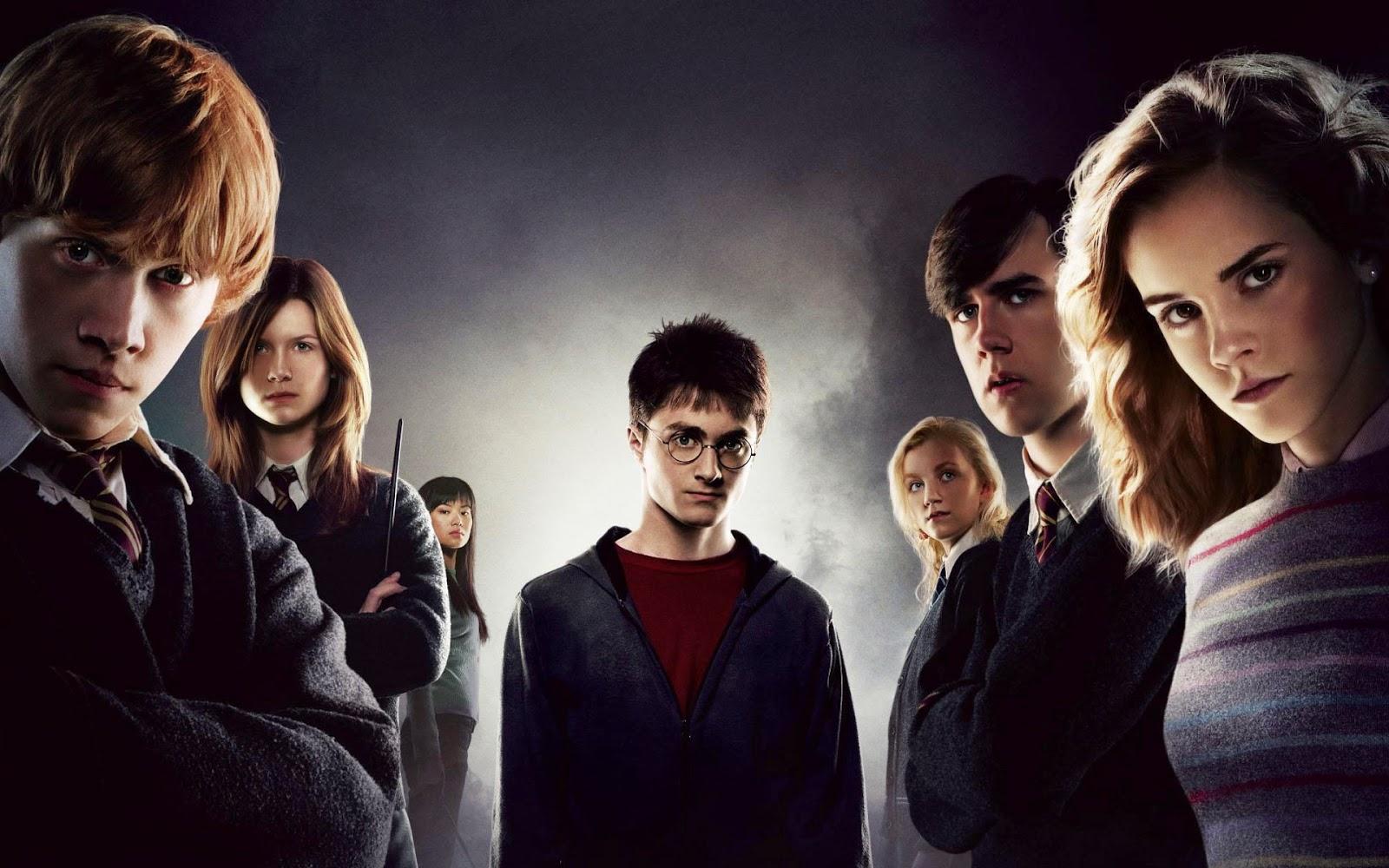 Warner Bros confirma que habrá tres películas más del universo Harry Potter. MÁS CINE. Noticias. Making Of
