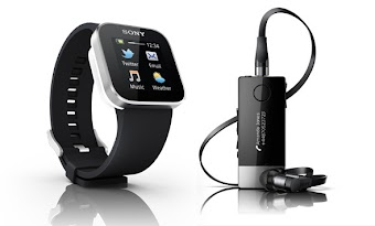 ساعات يدوية جديدة من  sony و i'm watch تتصل عبر بالإنترنت