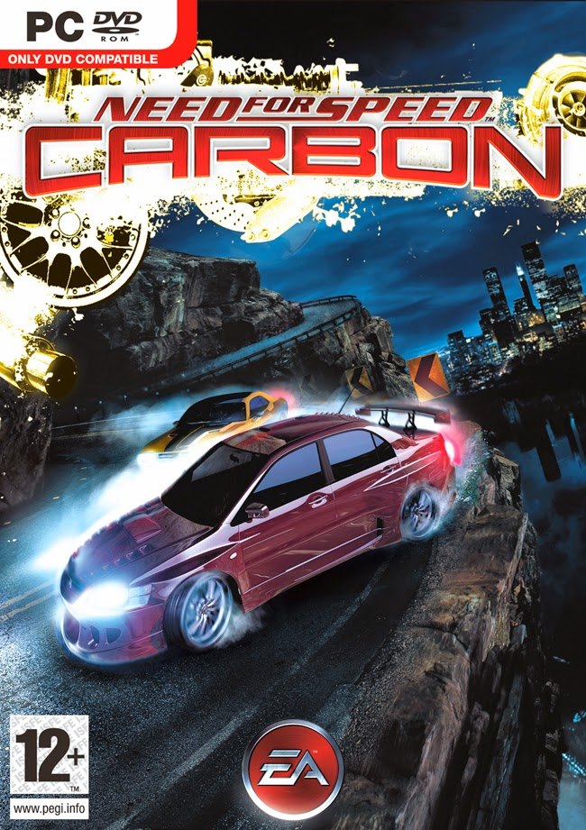 Need for Speed Carbon For PC Full Version+Crack