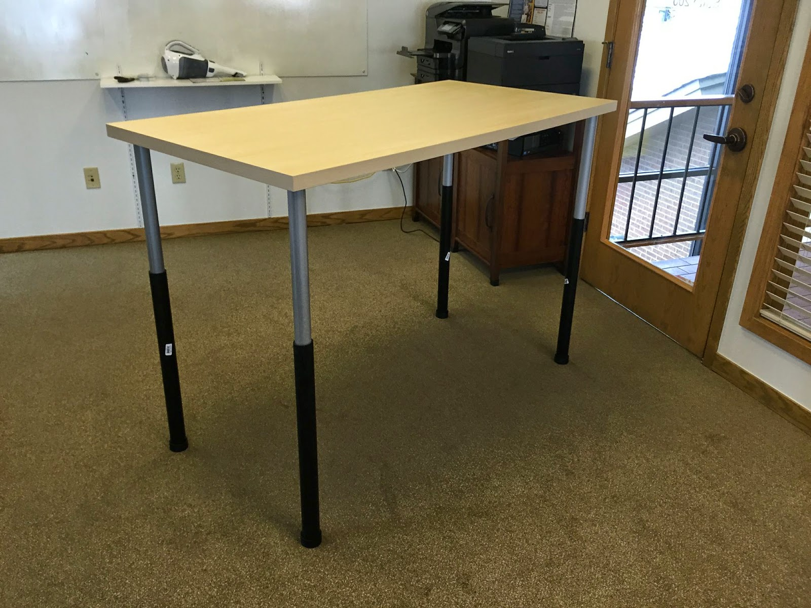handmade fullxfull sizes il u desk table in metal listing basecoffee custom base s legs coffee legsmetal