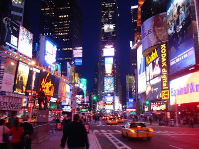 Nightlife in NewYork