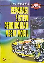 toko buku rahma: buku buku reparasi sistem perbandingan mesin mobil, pengarang daryanto, penerbit bumi aksara