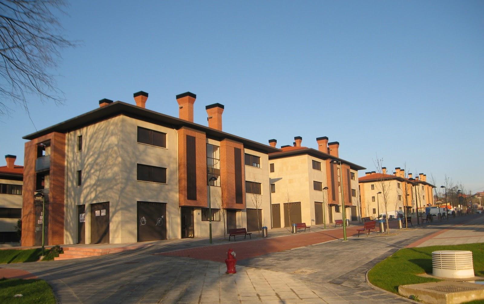 Arquiplan 2 0 64 viviendas libres ormaza en getxo - Viviendas en getxo ...