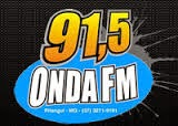 ouvir a Rádio Onda FM 91,5 Pitangui MG