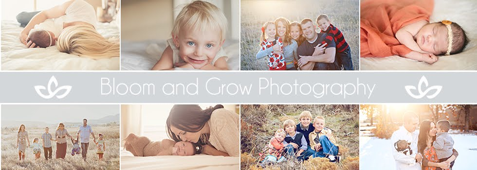 Bloom &amp; Grow Photography Utah Photographer