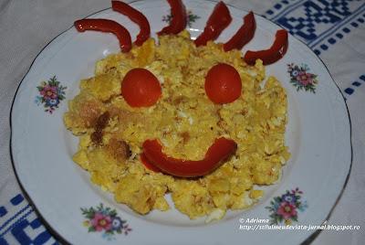 mic dejun vesel