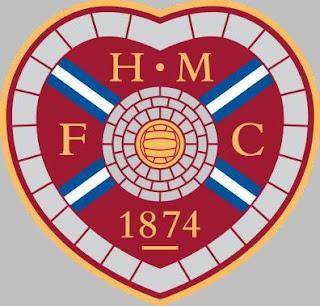 escudo del Hearts