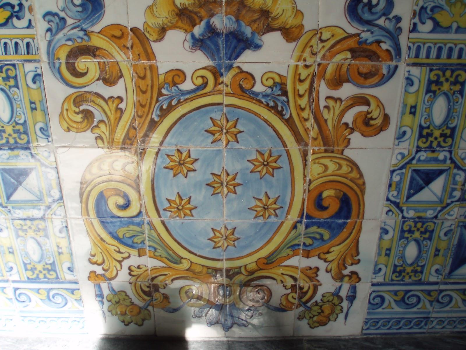 Manuelblas viajes y viajeros monasterio de el paular for Azulejeria antigua cordoba