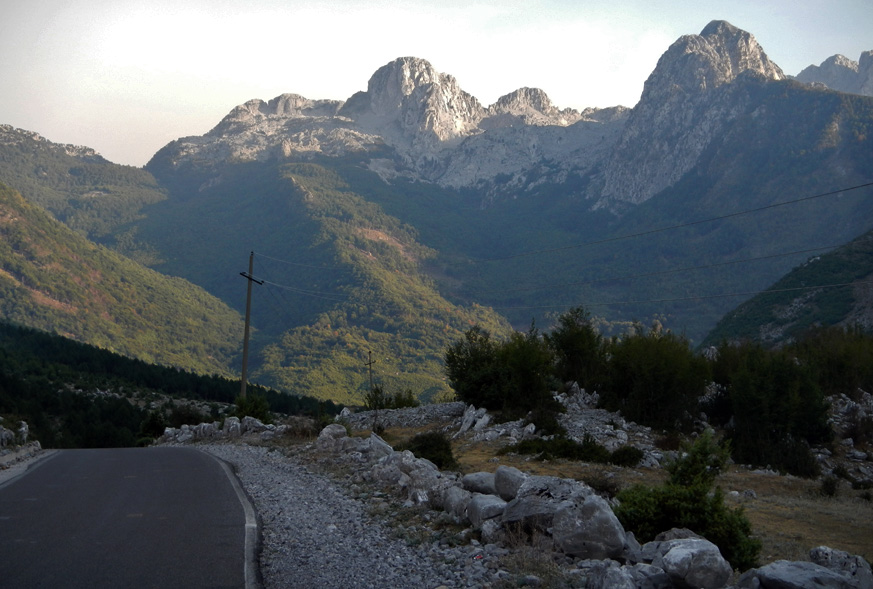 Góry Przeklęte Albania