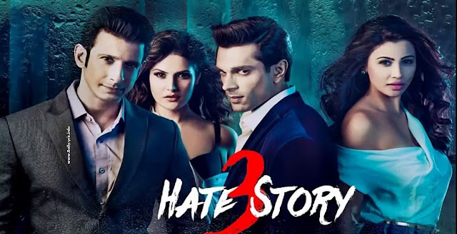 Hate Story 3 All Song Lyrics