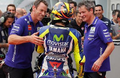 Jelang Valencia, Ini Keinginan Valentino Rossi