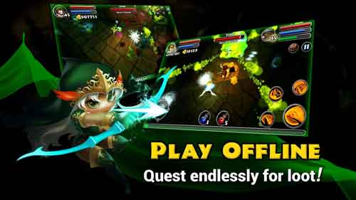 Hack For Dungeon Quest Version. 2.0.0.2 Mod Apk