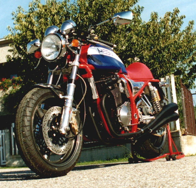 Magni Suzuki Sport 1200 S