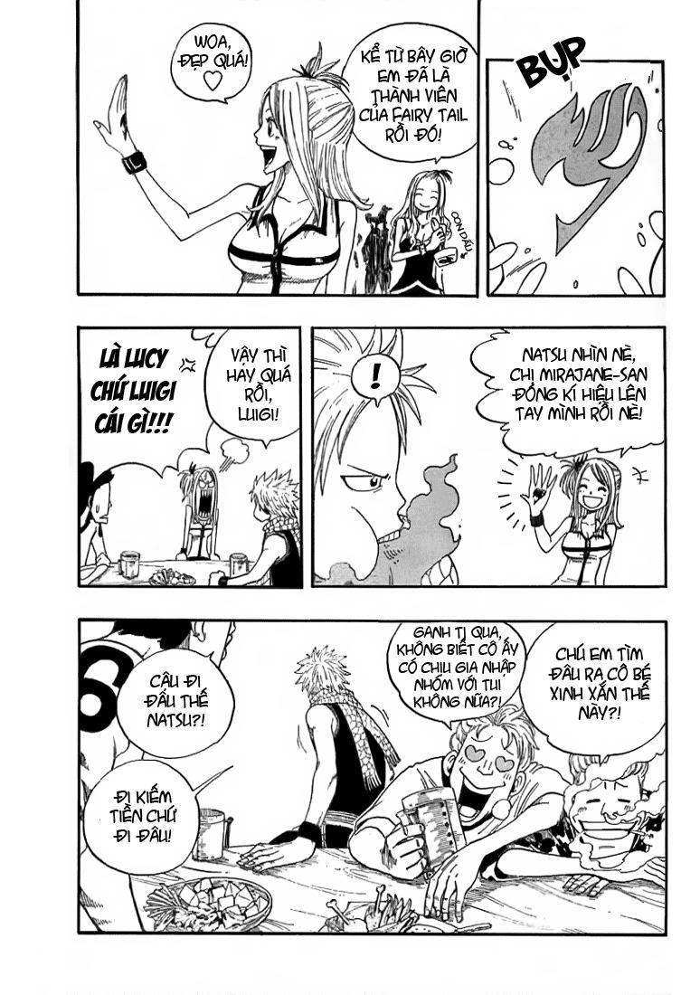 TruyenHay.Com - Ảnh 26 - Fairy Tail Chap 2