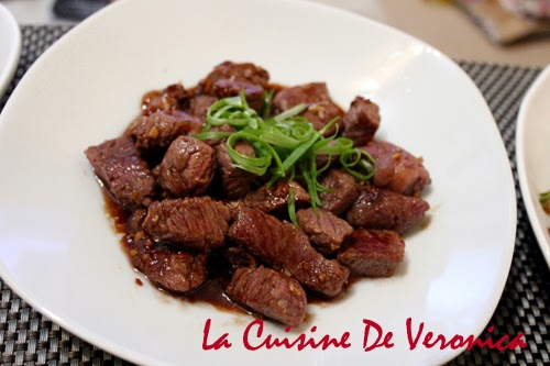 La Cuisine De Veronica 蒜香一口牛