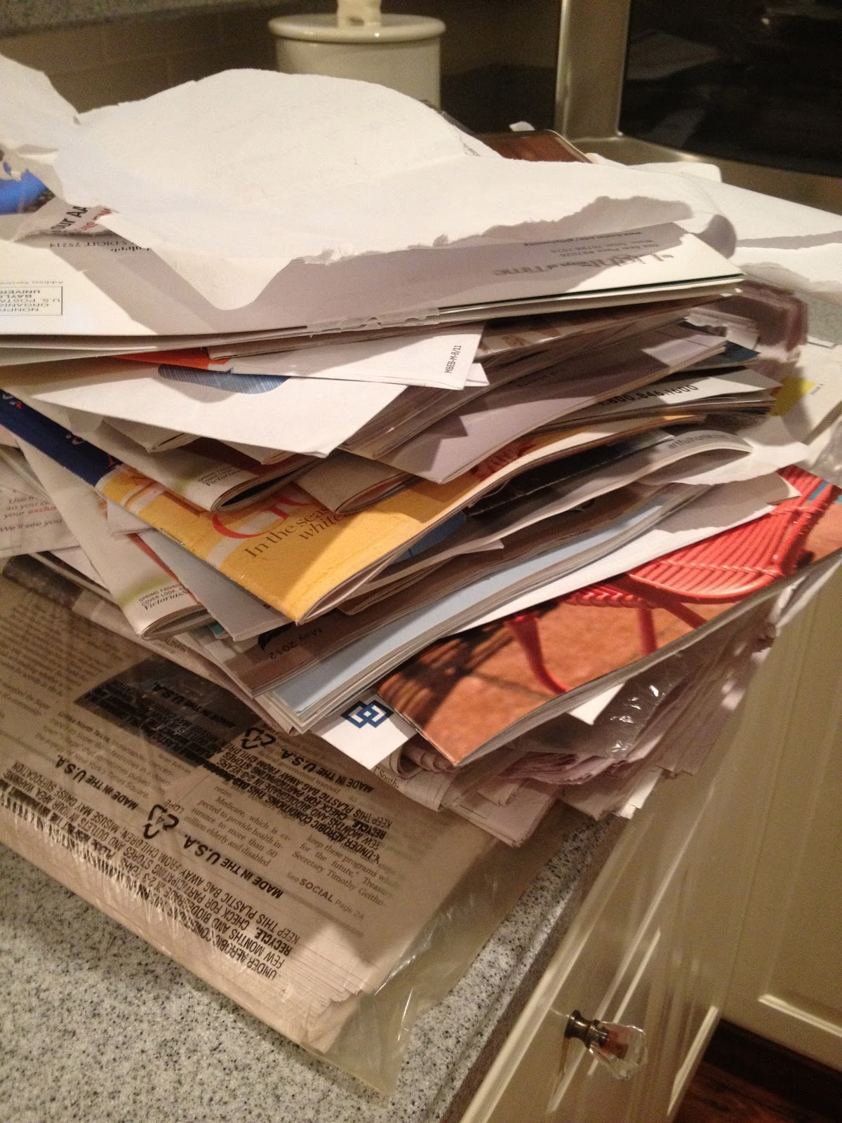 got mail? - grace grits and gardening