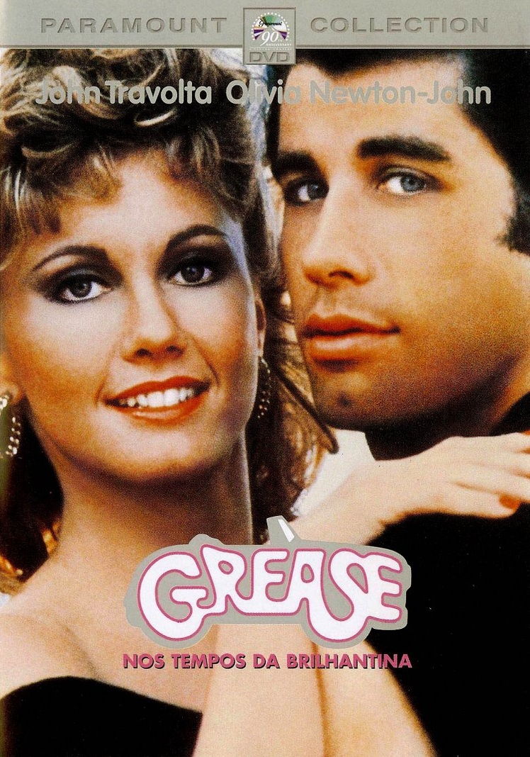 Grease: Nos Tempos da Brilhantina – Dublado (1978)