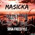 Masicka – Paint Di City Red (Sosa Freestyle) – Nov 2012