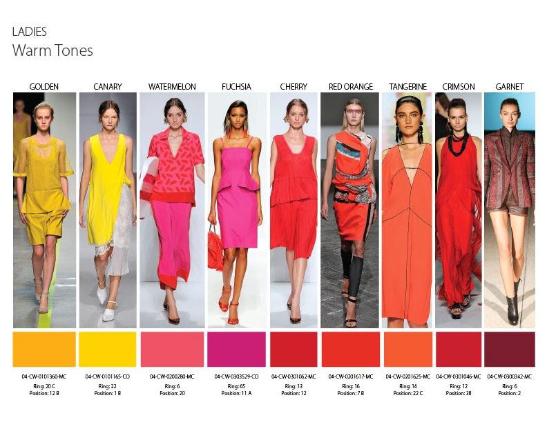 2014 Moda Renkleri Bayan