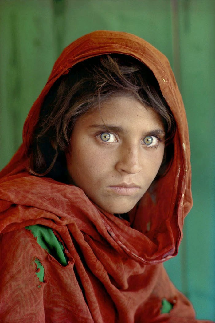 1. Steve McCurry - Top 10 Most Famous Portrait Photographers In The World