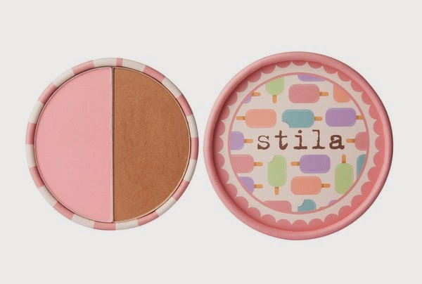 Stila Ice Cream Collection Cheek Duo Strawberry Cream Pop