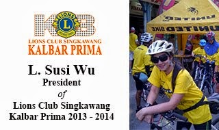Lions Club Singkawang Kalbar Prima