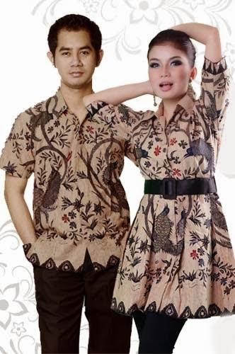 Foto Baju Batik Zoela