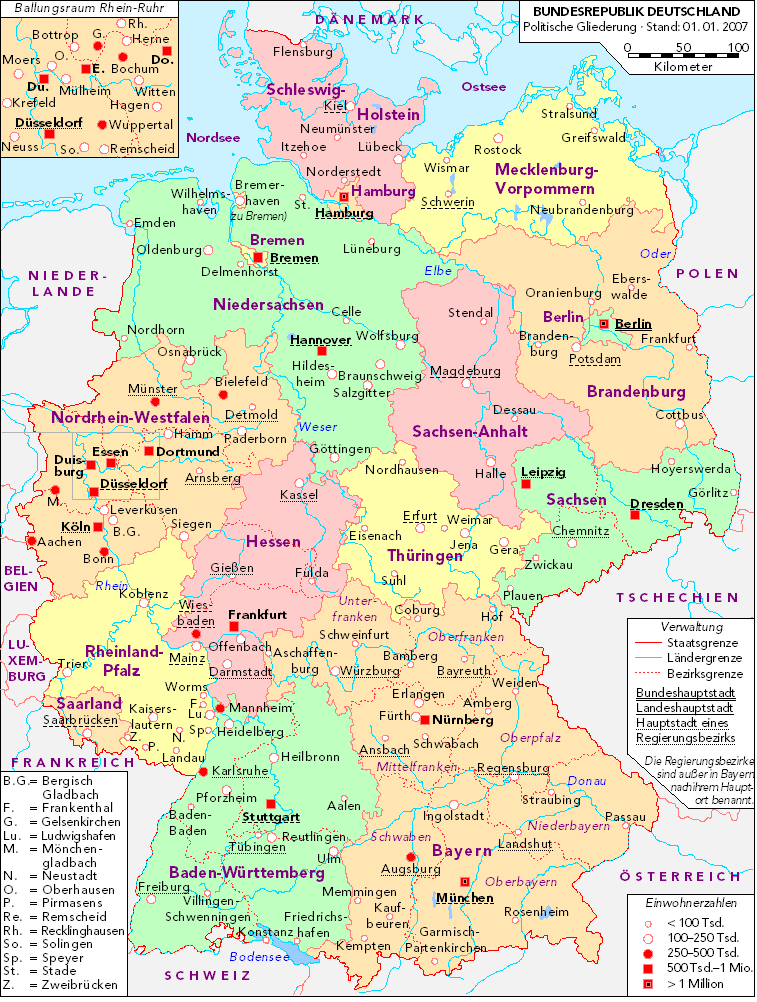 Deutschlandkarte ile ilgili görsel sonucu