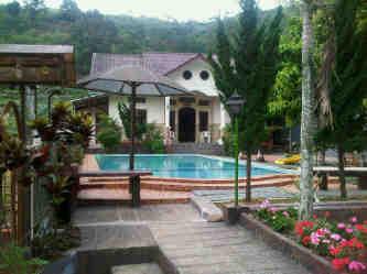 Disewakan Villa Andre Sewa Vila Murah Di Puncak Bogor dan  Curug Cilember