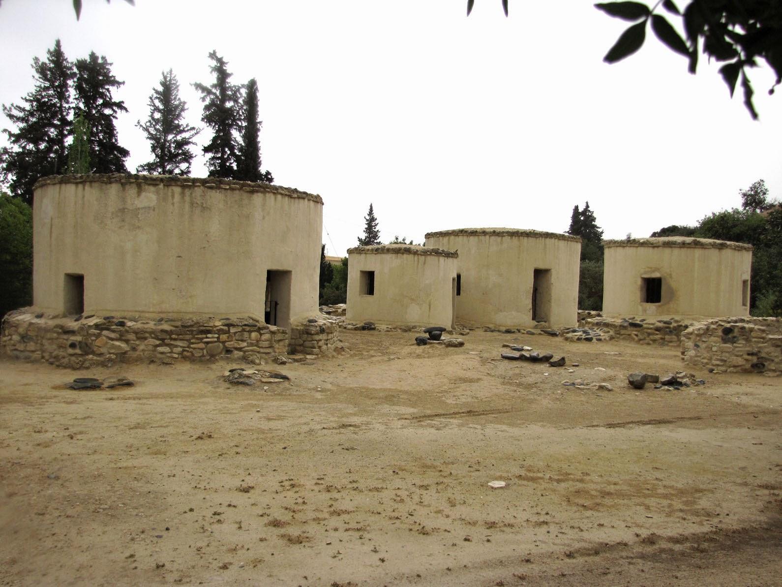 Chipre - Kirokitia