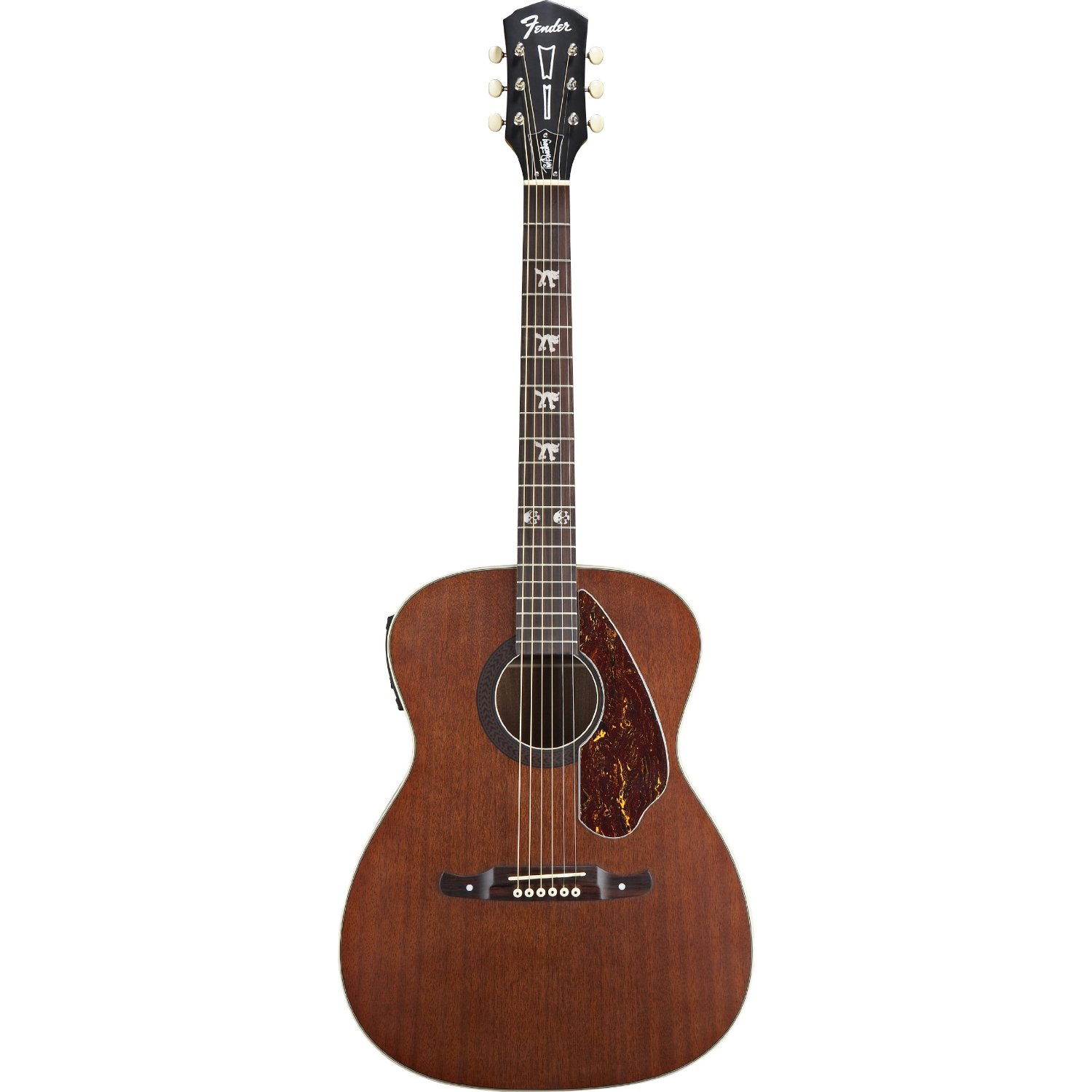 Tim Armstrong Fender Hellcat Acoustic Guitar Review