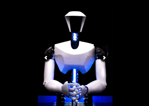Charli Robot Penari Gangnam Style