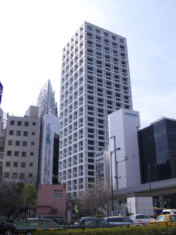 Kajima Corporation's Akasaka K-Tower, Moto-Akasaka, Tokyo.
