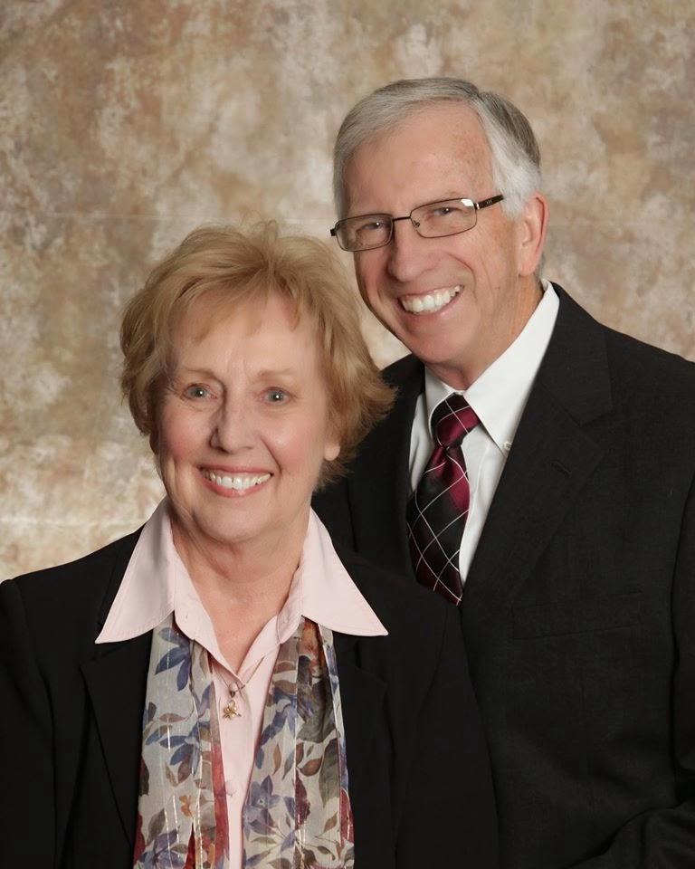 Elder and Sister Payne