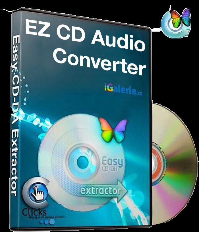 تحميل برنامج EZ CD Audio Converter 2.7 لتحويل الملفات