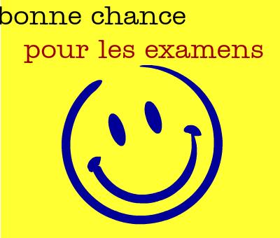 امتحانات لغة فرنسية اولى ثانوي
