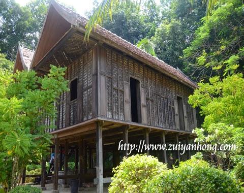 Bujang Berpeleh House