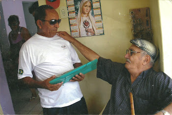 PATRONO DA IMPRENSA DE CAJAZEIRAS FOI O NOSSO MOZART  DA DIFUSORA AM