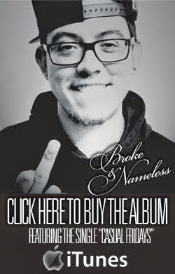 Buy Broke & Nameless Today!