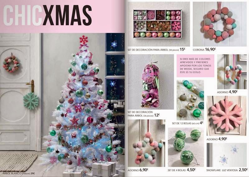 adornos navideños 2014 hipercor