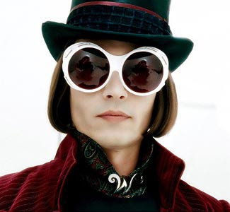johnny depp as willy wonka in charlie and the chocolateWilly Wonka And The Chocolate Factory Johnny Depp Cast