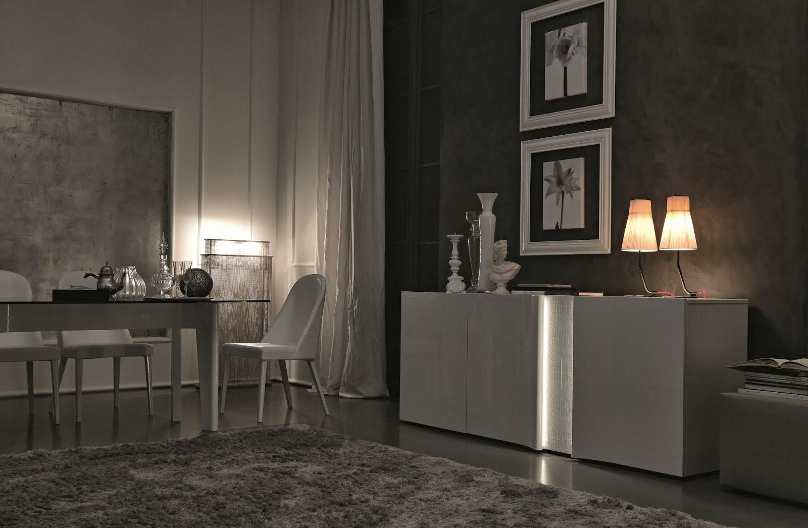 итальянская мебель для гостиной столовой спальни в стиле модерн