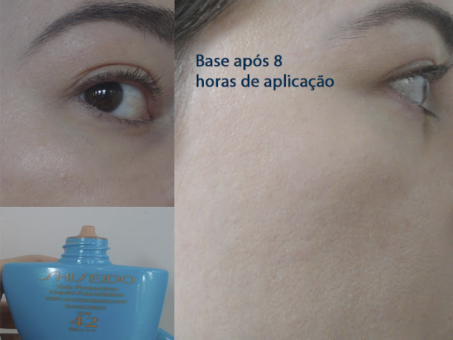 Base Sun Protection Liquid Foundation SPF 42 Shiseido
