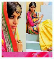 Blouse Saree Designs