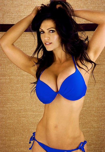 hot denise milani photos