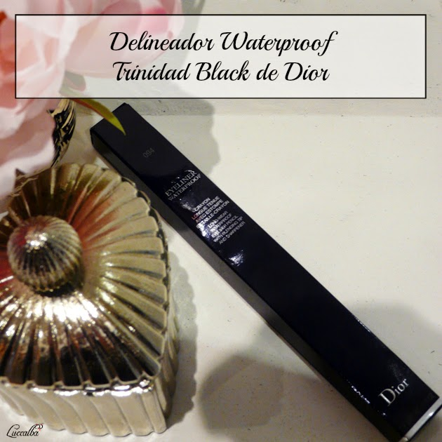 Long-wear Waterproof Eyeliner Pencil Trinidad Black Dior