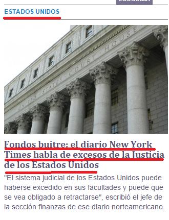 ESTADOS UNIDOS, JUSTICIA