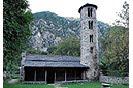 9 Fotografías de la iglesia de Santa Coloma de Andorra